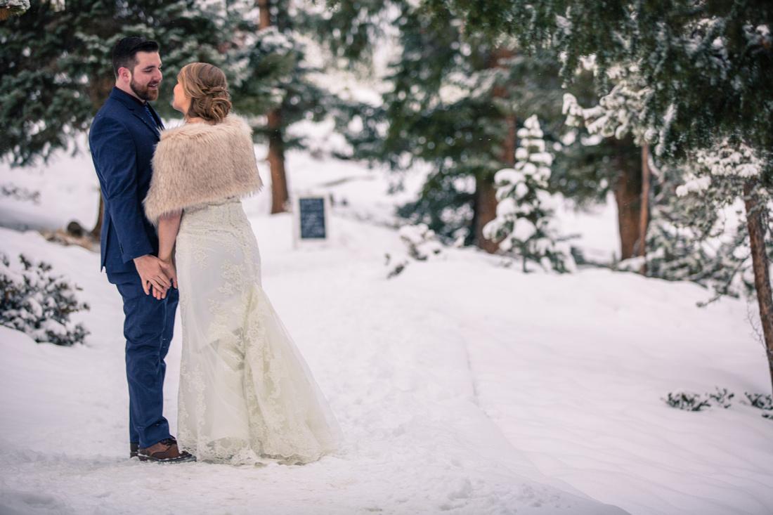 small wedding photography vail colorado