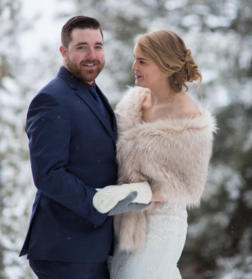grand lake elopement photographer