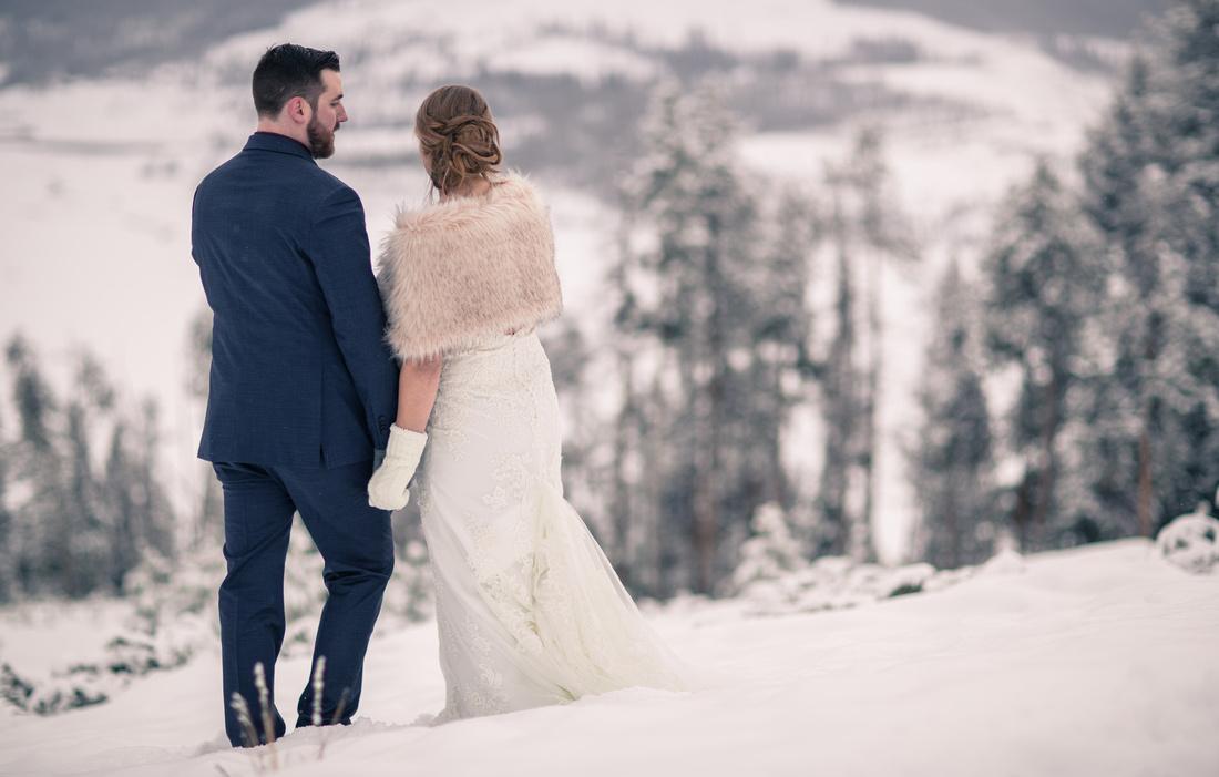 Affordable wedding photographer Vail Colorado