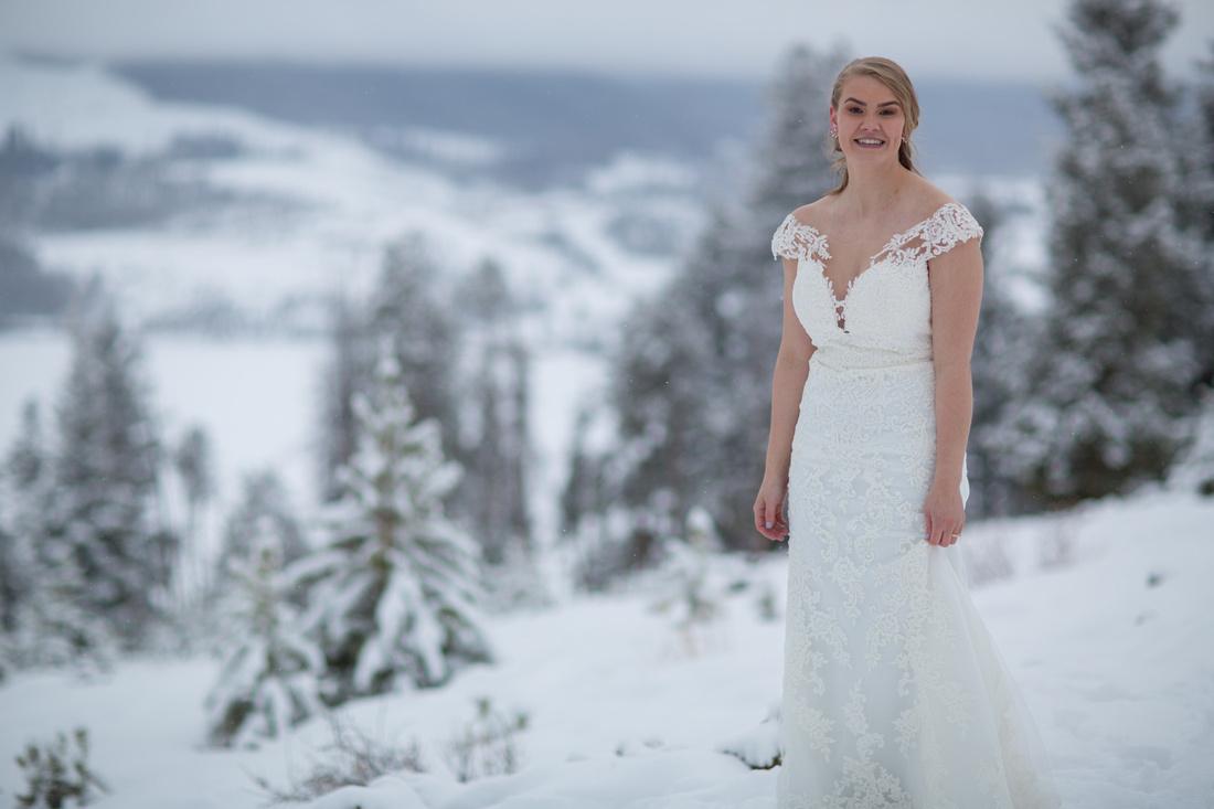 Wedding photographer Breckenridge