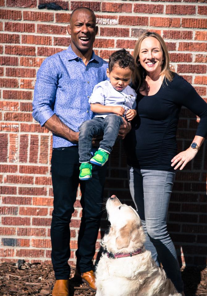 Family and pet portraits Denver