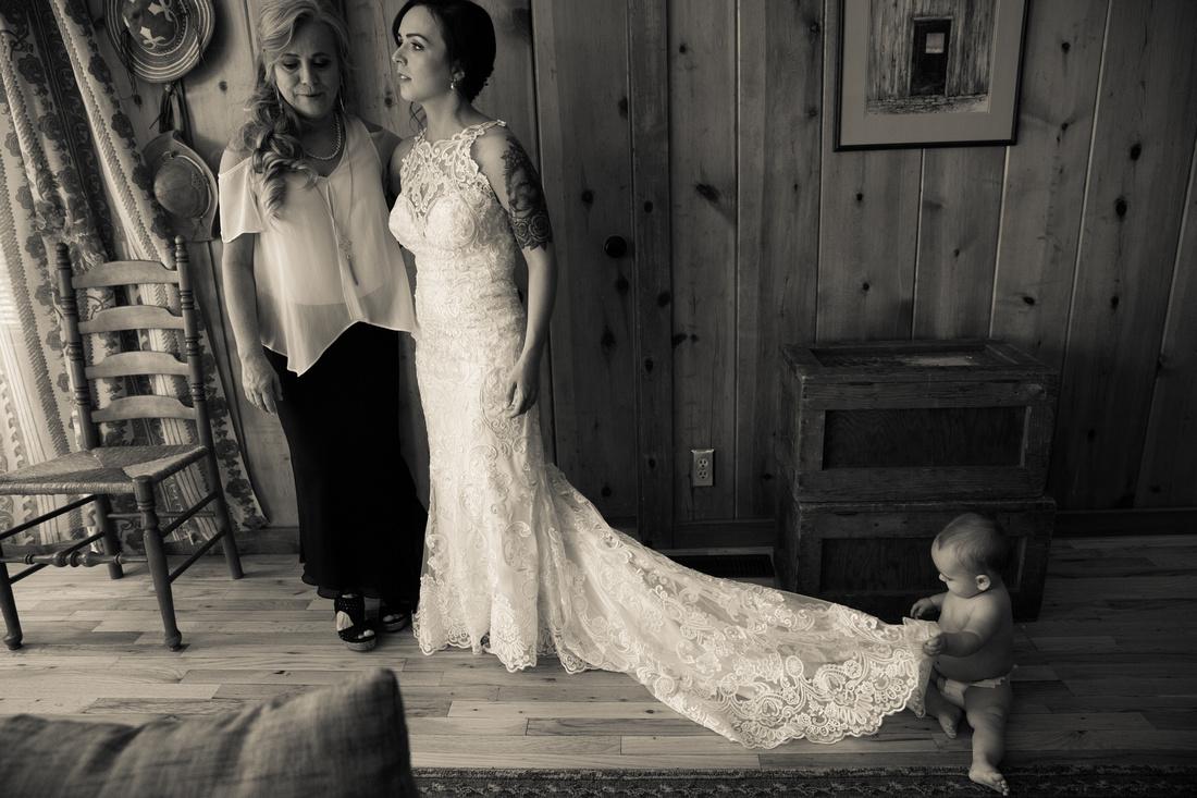 small wedding photography Denver Colorado