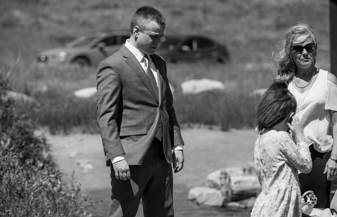 small wedding photograppher Denver Colorado