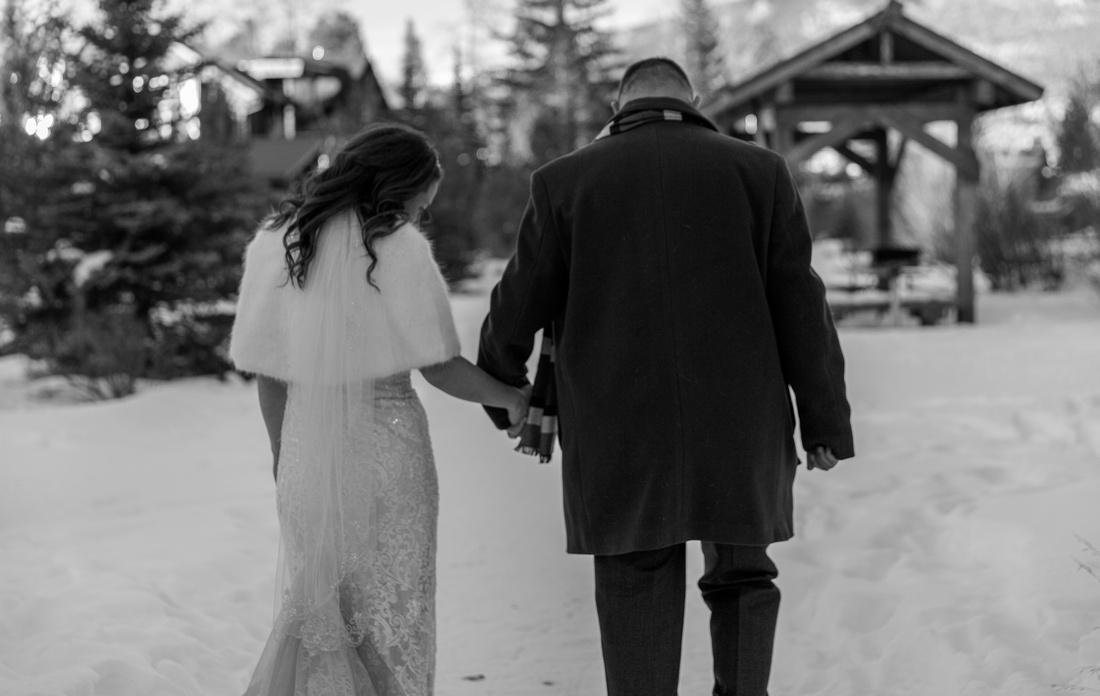 Small wedding photographer Golden