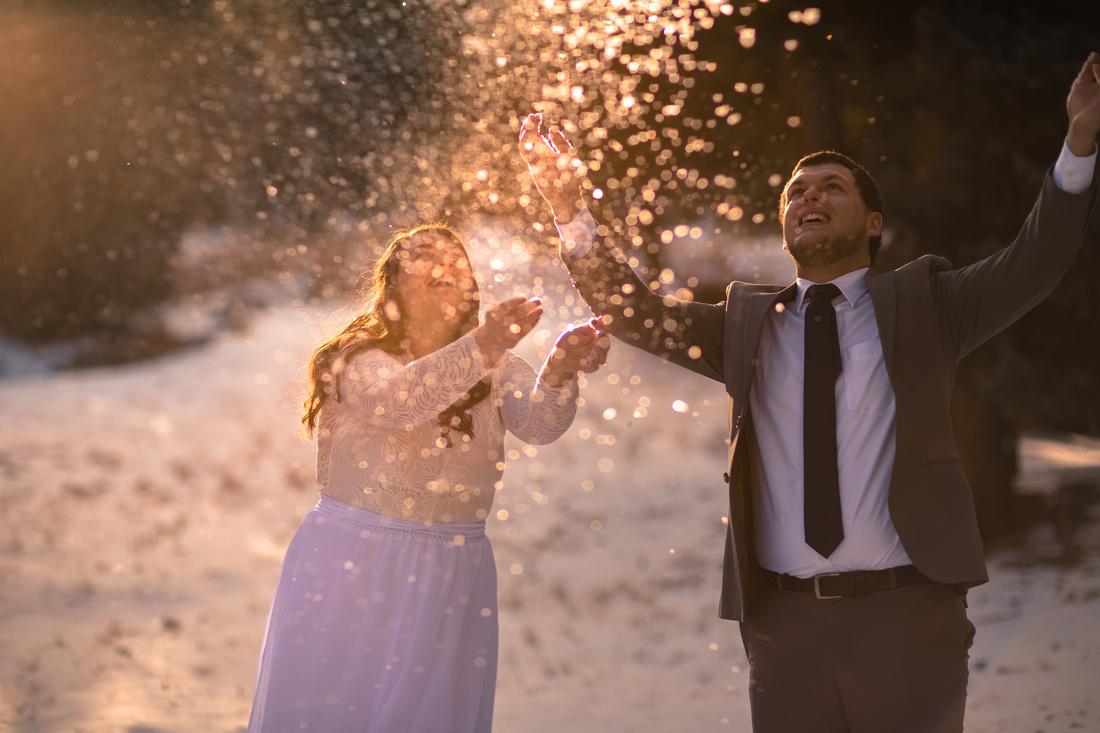 Breckenridge wedding photography Colorado