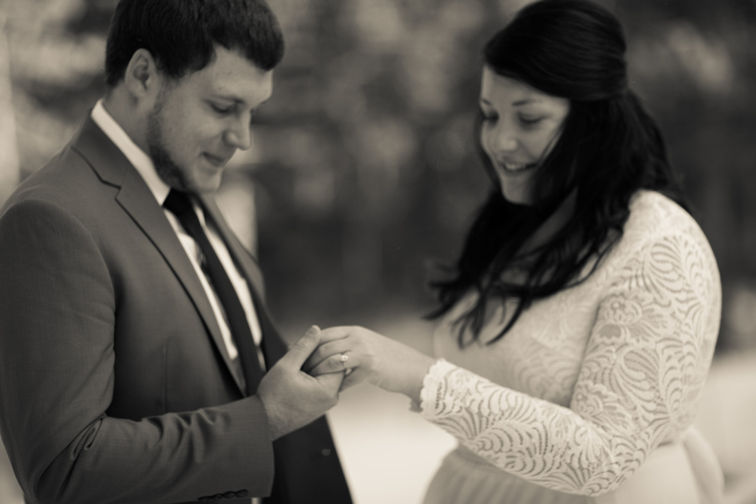 Breckenridge elopement photography