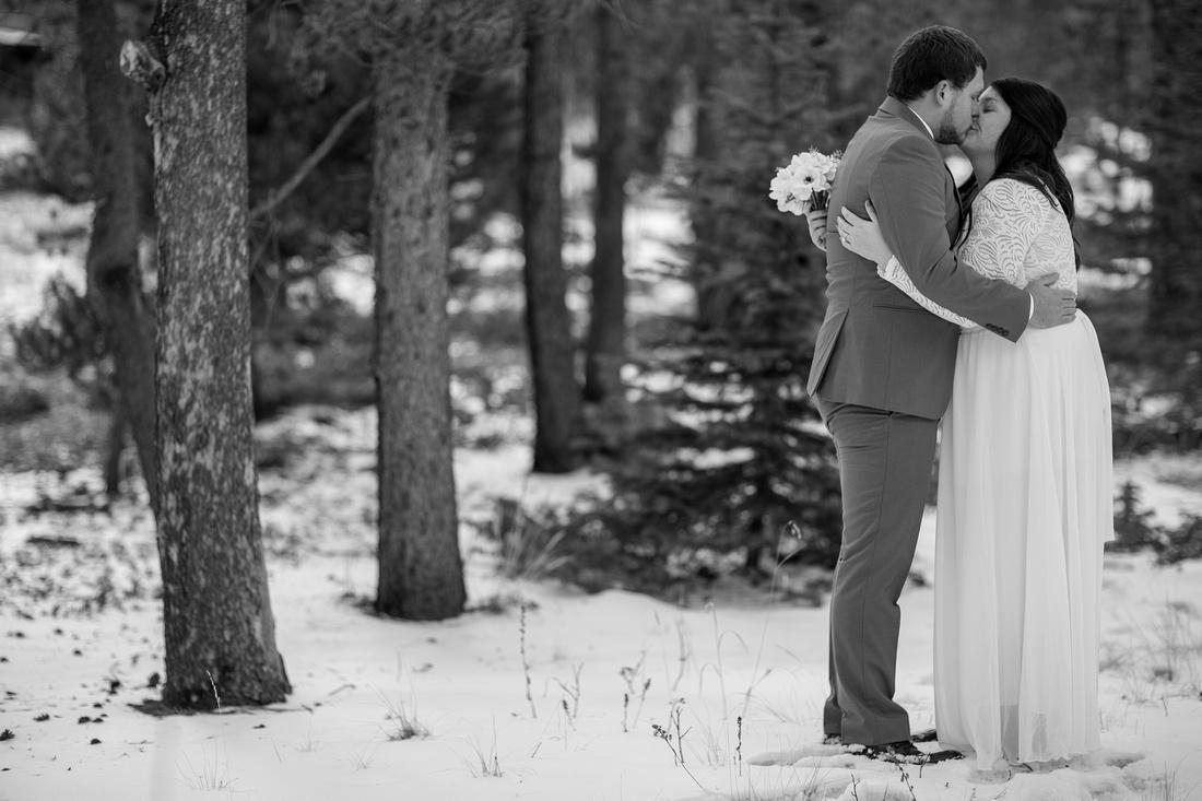 wedding photographer small grand lake