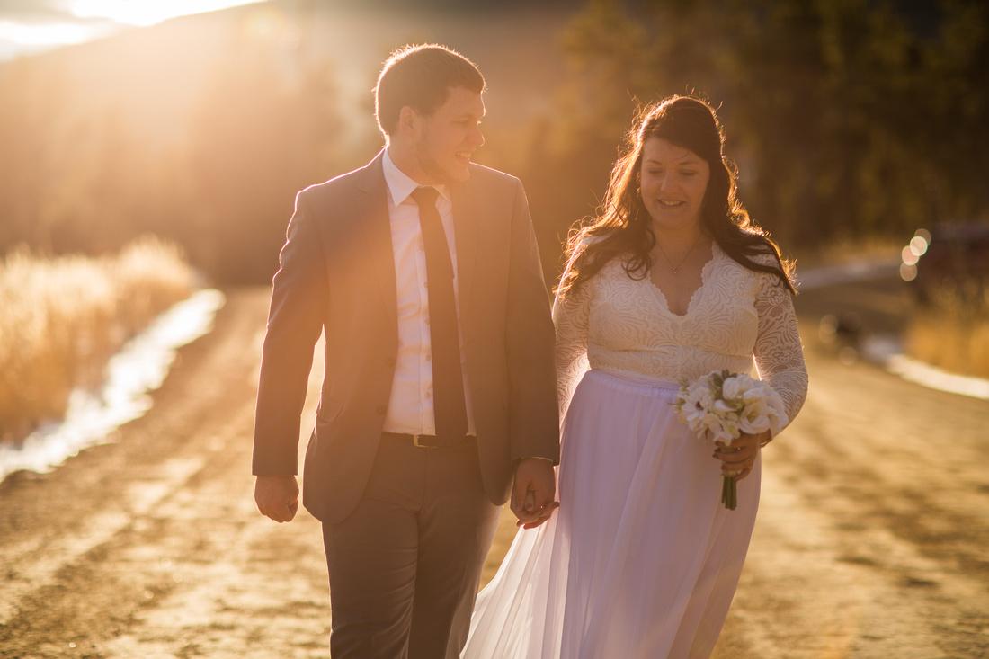 Vail elopement photographer