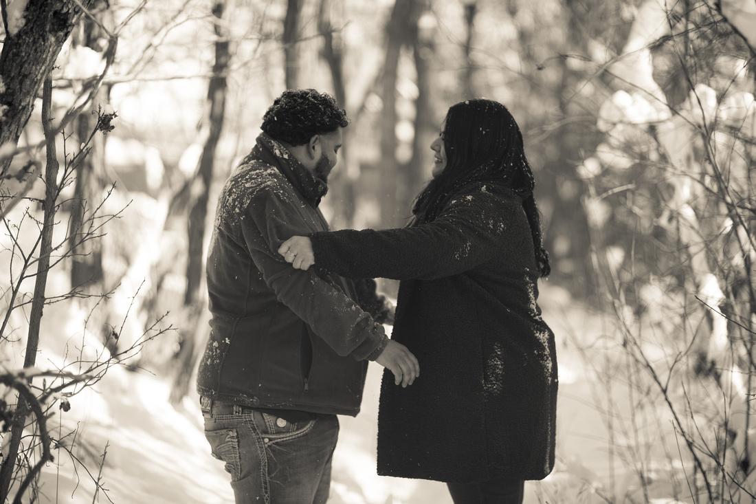 winter photographer Denver