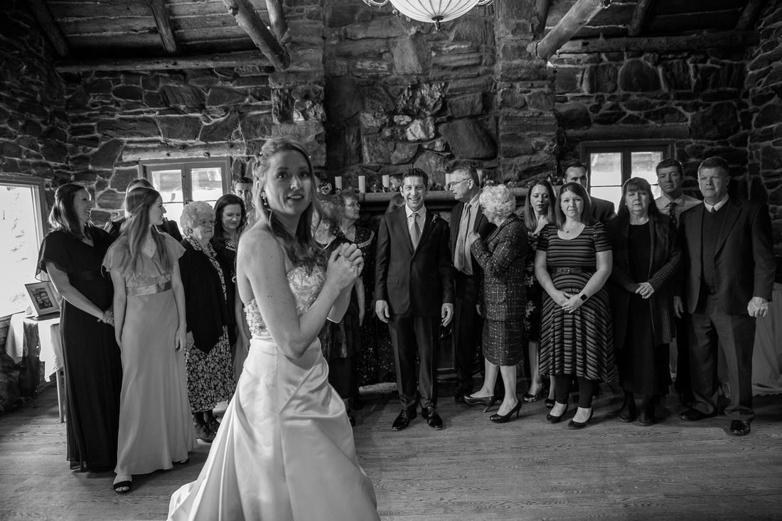 chief hosa lodge small wedding photography