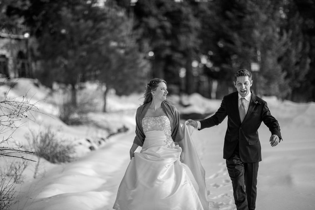 Wedding photographer Chief Hosa Lodge Colorado