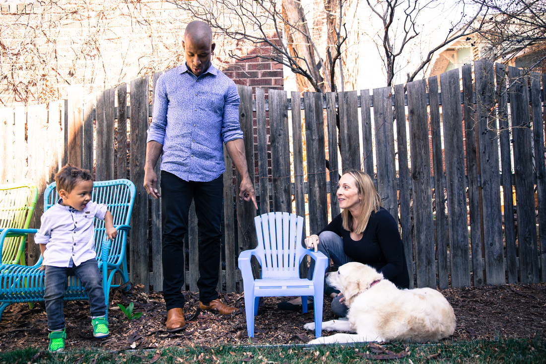 Family and Pet portrait photography Denver
